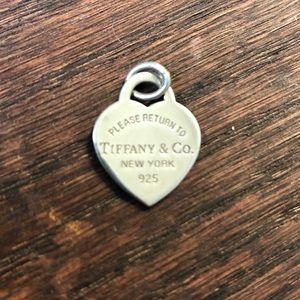 Tiffany & Co charm 💎💙